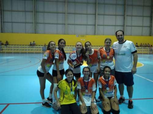 Colégio São Francisco Xavier conquista quatro títulos nos Jogos Escolares de Maringá - fase municipal